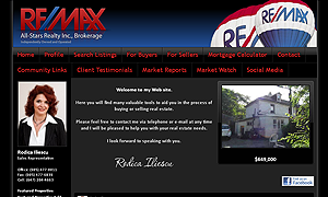 Re/Max All-Stars Realty Inc Logo