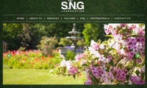 web – SNG Landscaping