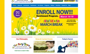 web – Early Years Childcare