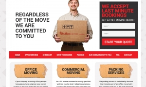 web – Office Movers