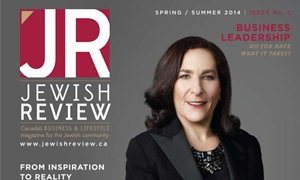 Jewish Review Spring 2014