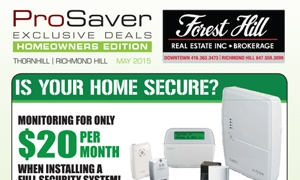 Prosaver May 2015 – RH & Thornhill