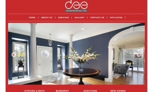 web – Dee Construction